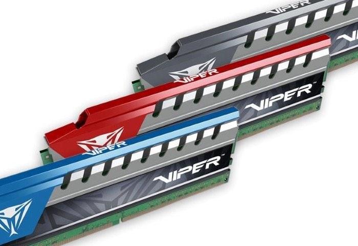 Viper Elite DDR4 Memory