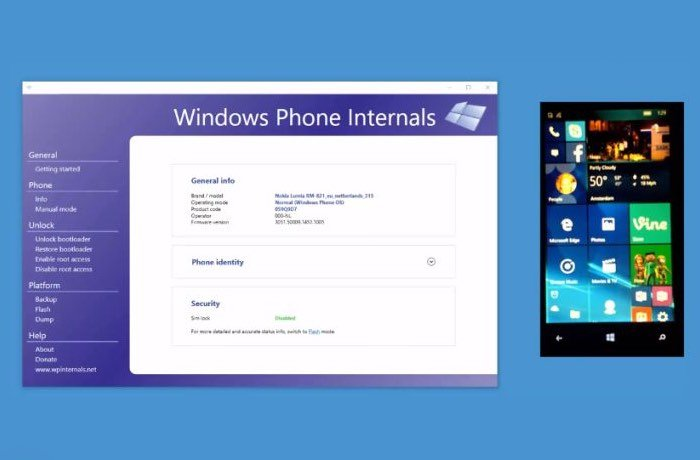 Windows Phone Internals Lets You Root Your Lumia Smartphone (video)