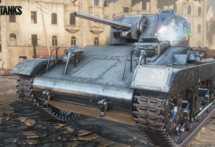 World of Tanks PlayStation 4 Open Beta