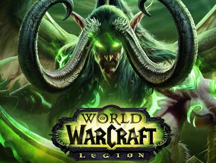 World of Warcraft Legion Cinematic Trailer Released