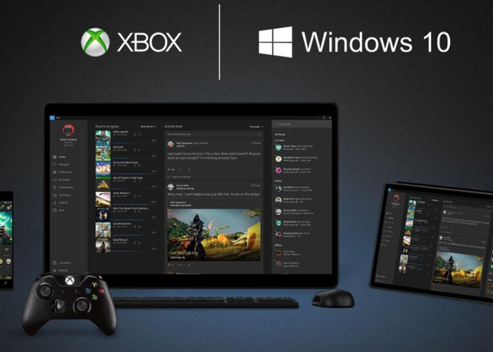 Xbox App On Windows 10