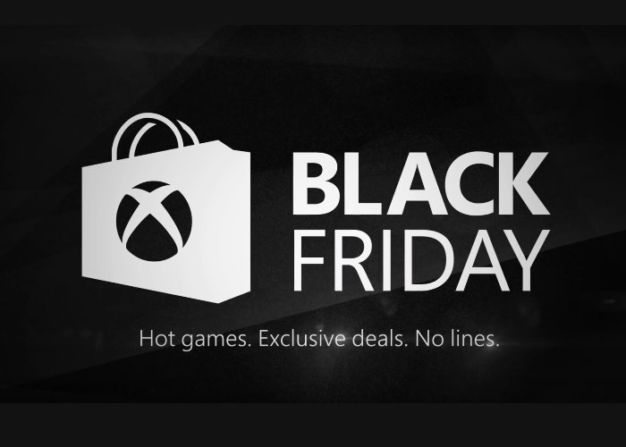 Xbox Black Friday Digital Game Deals