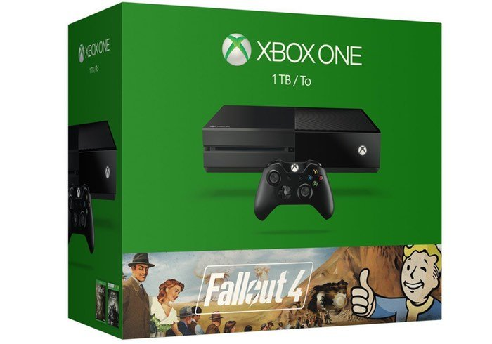 Xbox One 1TB Fallout 4 Bundle