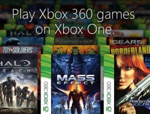 First 104 Xbox One Backward Compatibility Games Revealed By Microsoft (video)