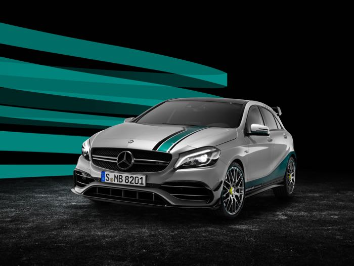 Mercedes AMG A 45