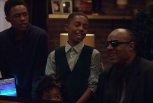 Here's Apple's Christmas Advert Featuring Stevie Wonder And Andra Day (Video)