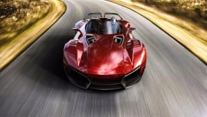 Rezvani Beast X Gets 700hp Turbo Four