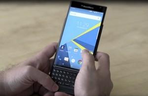 BlackBerry Priv Available At ShopBlackBerry In The UK