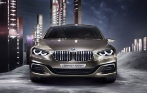 BMW Concept Compact Sedan To be Unveiled In China