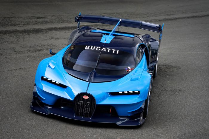 bugatti chiron to debut at 2016 geneva motor show geeky gadgets. Black Bedroom Furniture Sets. Home Design Ideas