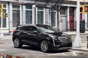 Cadillac XT5 Crossover Gets Official