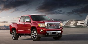 GMC Bringing Denali Name to Mid-Size Truck Market in Late 2016