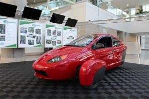 Elio Motors P5 Prototype is Good for 84 MPG