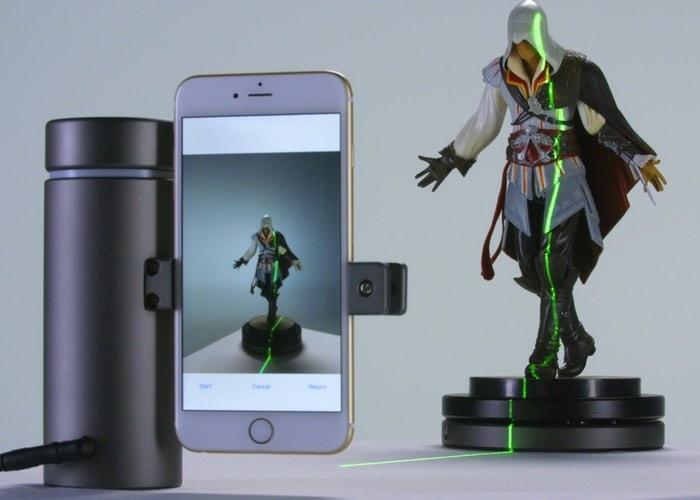 eora 3D Smartphone 3D Scanner