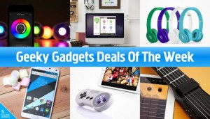 Geeky Gadgets Deals Of The Week November 21st