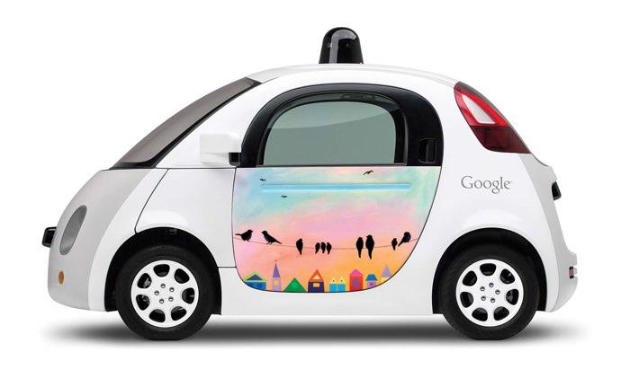 google cars 2