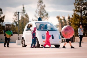 Google Self Driving Cars Are Designed To Be Extra Careful Around Kids