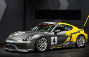 Porsche Cayman GT4 Clubsport Unveiled (Video)