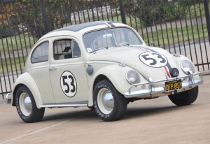 Herbie Stunt Car Brings $86k at Auction