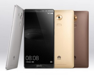 Huawei Mate 8 Smartphone Announced In China