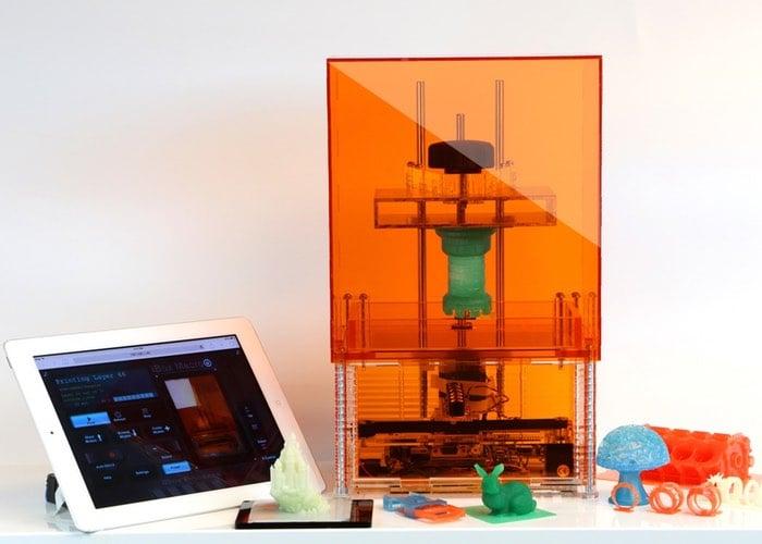 iBox Macro 3D Resin Printer