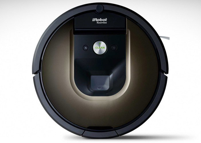irobot roomba 980 robot vacuum cleaner now available in. Black Bedroom Furniture Sets. Home Design Ideas