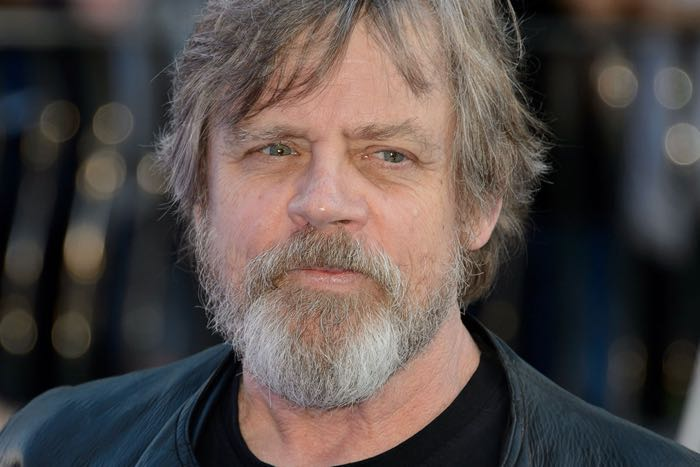 Star Wars Episode VIII - mark hamill