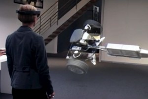 Microsoft And Volvo Teams Up On HoloLens And Self Driving Cars