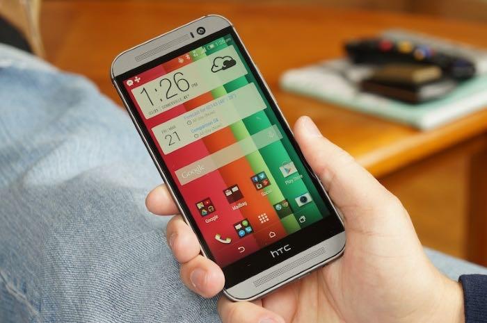 HTC One M8 GPE
