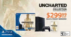 Sony Confirms $299 PS4 Black Friday Bundle