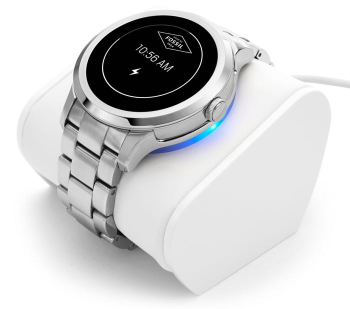 Fossil Q Founder Android Wear Smartwatch Launched