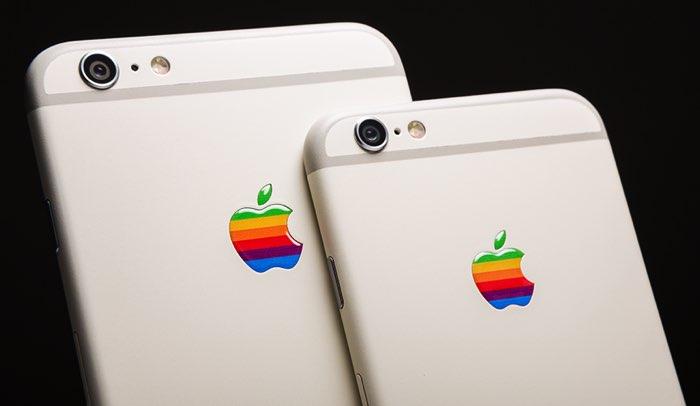 retro iphones