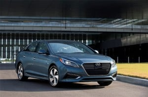 2016 Hyundai Sonata PHEV Has Largest Battery pack in its Class