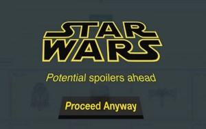 This Chrome Extension Blocks Star Wars Spoilers