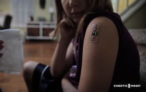 Tech Tats Are Temporary Tattoos That Can Monitor Your Health (Video)