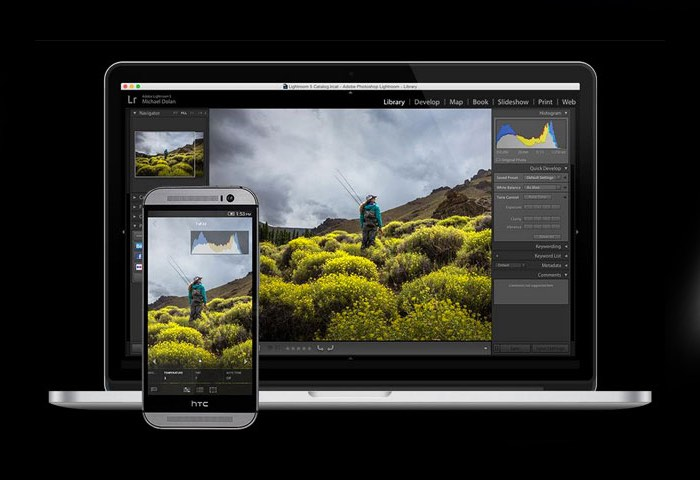 Adobe Lightroom Android App