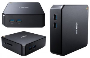 Asus Chromebox Powered By Broadwell Processor Launches For $199