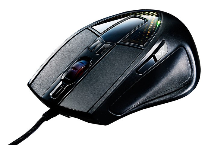 Cooler Master Storm Sentinel Palm Grip Gaming Mouse-1