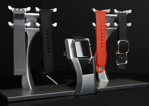DAIS Apple Watch Dock And Band Stand (video)