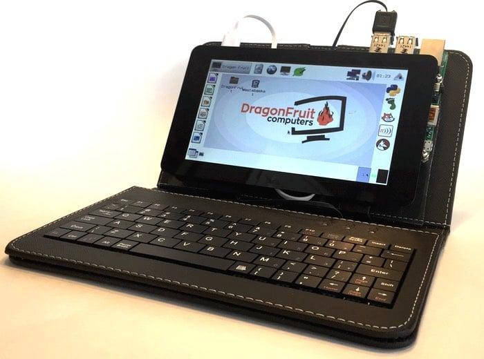 DragonFruit Raspberry Pi 2