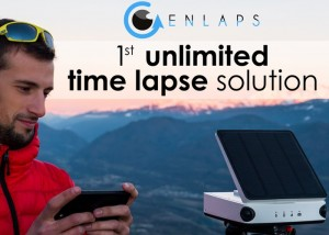 Enlaps Unlimited Photography Time Lapse System (video)