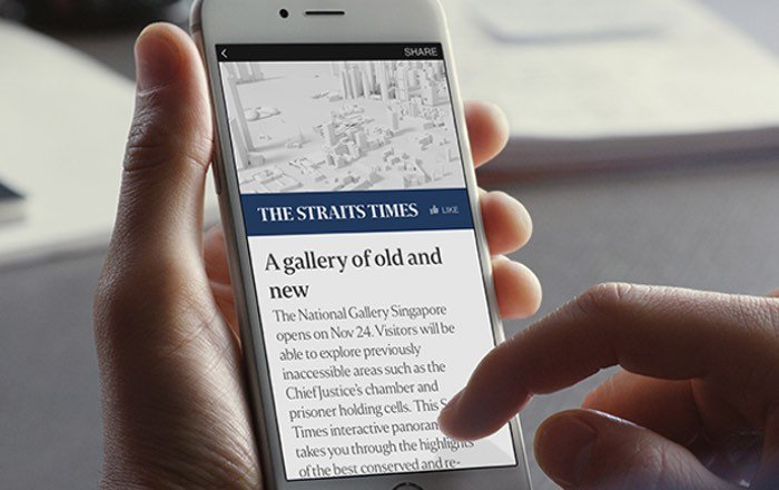 Facebook Instant Articles Arrives In Asia