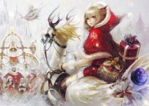 Final Fantasy XIV Starlight Celebrations Start (video)