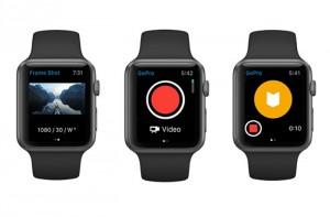 GoPro Apple Watch App