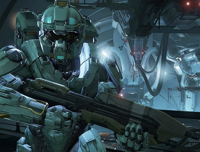 Halo 5 Guardians Forge Mode Now Available Offering New Multiplayer