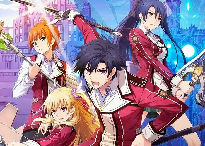 The Legend of Heroes Trails of Cold Steel Out Arrives On PS Vita And PS3 (video)