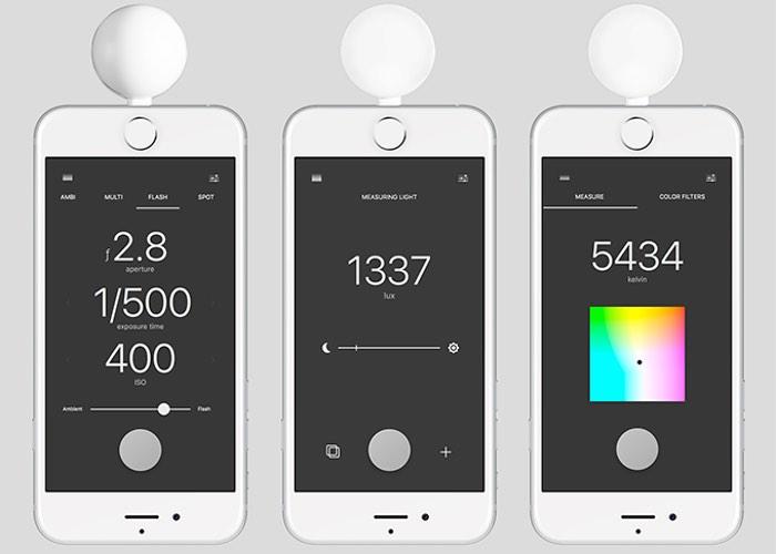Lumu Power Smartphone Light Meter