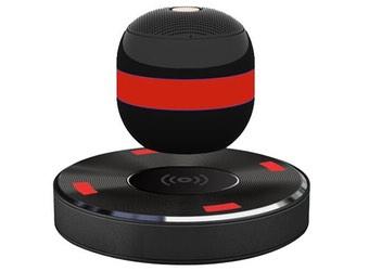 Lyrix Axis Levitating Wireless-Charging Speaker