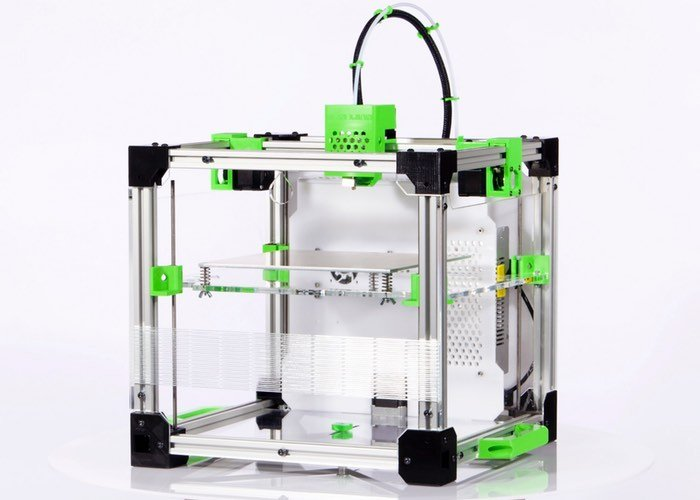 Mondrian Custom 3D Printer