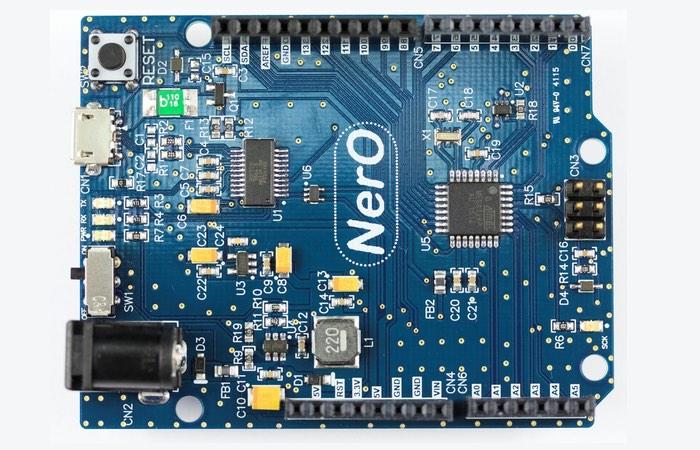 Nero arduino uno compatible energy efficient development